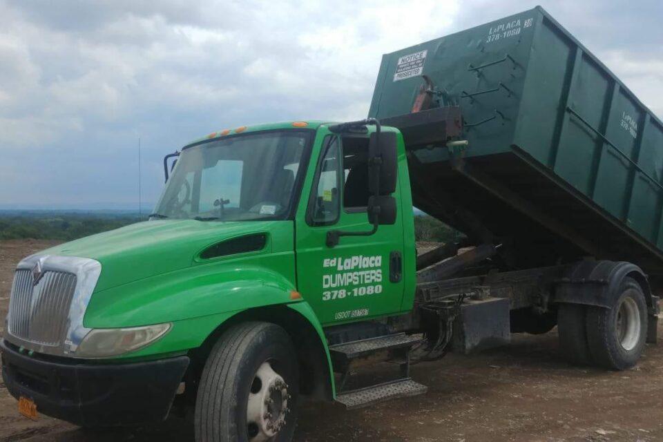 Ed LaPlaca Roll-Off Dumpster 1