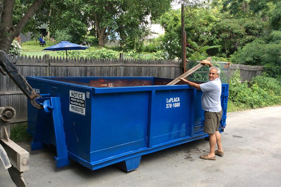 Ed LaPlaca Dumpsters 1