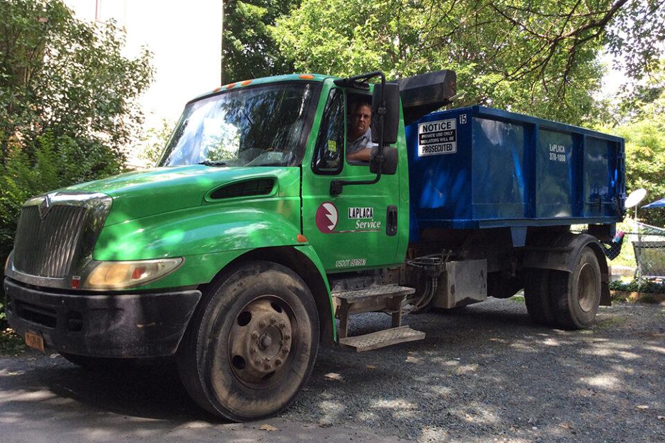 Ed LaPlaca Roll-Off Dumpster 3