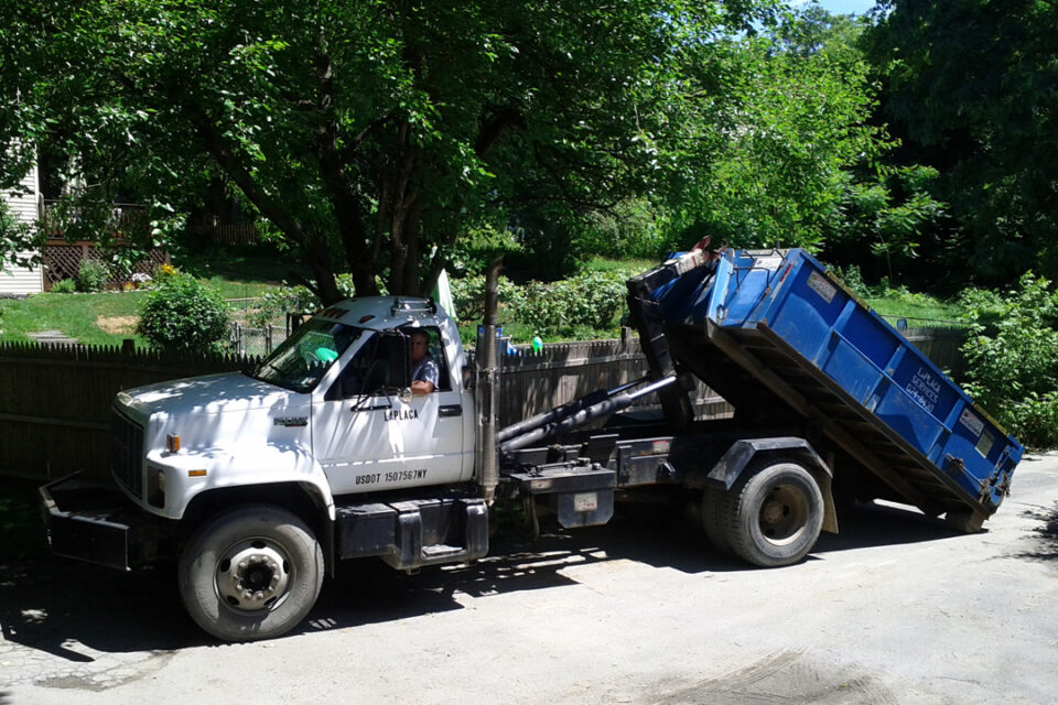 Ed LaPlaca Roll-Off Dumpster 2