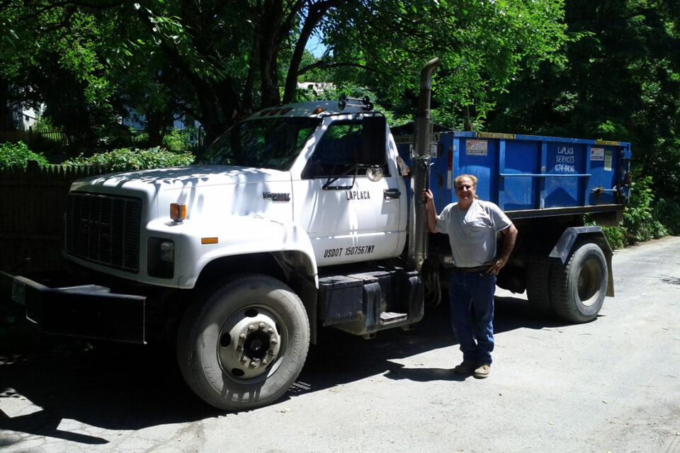 Ed LaPlaca Residential Dumpster Pickup